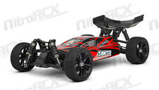 Iron Track Tanto 1:10 4WD Electric RC Remote Control Buggy Ready to Run Red