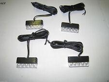 LED Motorcycle TURN SIGNALS Indicators Suzuki Honda Kawasaki Yamaha Triumph Grom