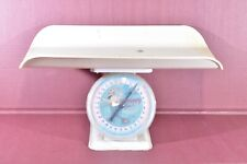 Vintage Jc Penney Infant Baby Kids Scale 30Lbs Jack In The Box
