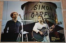 poster affiche revue magazine français Rock SIMON & GARFUNKEL 57x42cm