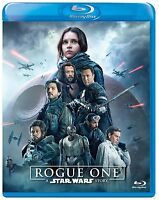 ROGUE ONE: A STAR WARS STORY (BLU-RAY) con Felicity Jones, Diego Luna