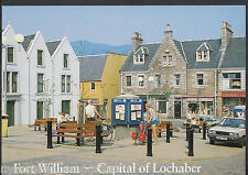 Scotland Postcard - Fort William - Capital of Lochaber    RR374