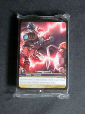 (32) World of Warcraft WoW TCG Lightning Arc Cards Extended Art Common