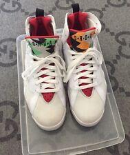 100% Authentic Nike Air Jordan 7 Hare 2008 countdown package half box size 9.5