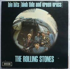ROLLING STONES - Big hits (High tide and green grass) - LP