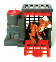 Imaginext Stygimoloch Dinosaur And Cage 2018 Mattel