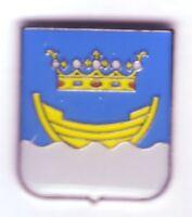Helsinki   Wappen Coat Anstecker ,Pin,Badge,Finnland
