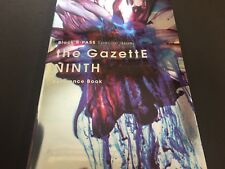 Black B-PASS Special Issue the GazettE NINTH Reference Book from Japan