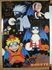Naruto Anime Halloween Poster Rare