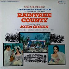 RAINTREE COUNTRY - JOHN GREEN - ENTR ' ACTE LBL - REISSUE - 2 LP SET - STEREO