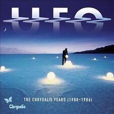 The Chrysalis Years (1980-1986) [Box] by UFO (CD, Apr-2012, 5 Discs, EMI)