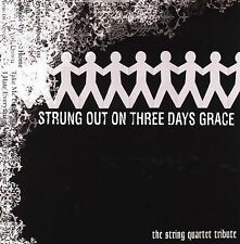 Tribute to Three Days Grace : Strung Out on Three Days Grace CD