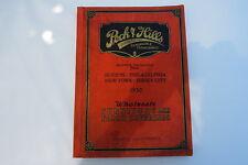 VINTAGE 1930 PECK & HILLS FURNITURE COMPANY CATALOG MISSION OAK CHAIRS DETAILS