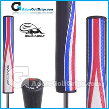 Iguana Golf Flag Super Lite Giant Putter Grip - Improve Your Putting Stroke