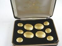 In Box 10 Omaha C.T. Co. Railroad Brass Buttons by American Heritage 100214