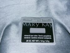 Mary Kay Mineral Eye Color - Silver Satin - NEW in Package