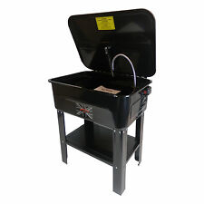 DPTools Professional 20 Gallon Parts Washer With Pump Electric Cleaner Degreaser