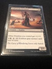2017 Lord Of The Accursed Magic The Gathering Card In Sleeve