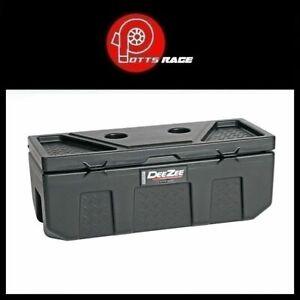 Dee Zee Standard Single Lid Poly Utility Chest Tool Box Universal - DZ6535P