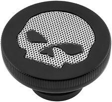 Bikers Choice Gas Cap with Skull Screen - 77194B2