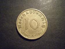 10 Reichspfennig 1937 - 1939, Jg.364, sehr schön, vorzüglich und stempelglanz