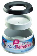 Road Refresher - Bol d'eau de déversement non chien, Taille Grand - Prestige