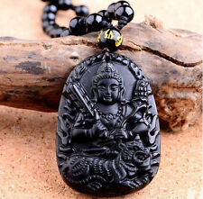 The patron saint of natural obsidian Akasagarbha Guan Yin