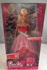 Barbie Holiday Sparkle 2015 Edition Doll