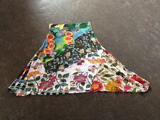 jupe asymetrique multicolore DESIGUAL