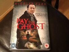 Pay The Ghost . DVD . Nicolas Cage, Sarah Wayne Callies, EVIL WALKS AMONG US
