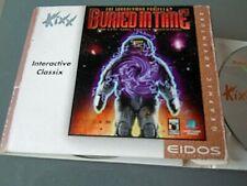 El proyecto jornalero 2, enterrado en tiempo juego PC década de 1990 Kixx JC en muy buena condición