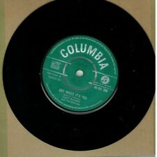 CLIFF RICHARD AND THE SHADOWS GEE WHIZ IT'S YOU 45 196 COLUMBIA