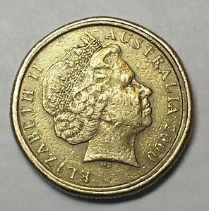 2000 $1/10c Mule Error One Of Australians Most Sought After Coins
