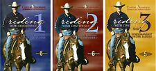 Clinton Anderson Riding with Confidence 1 2 3 Horsemanship Training Dvd set