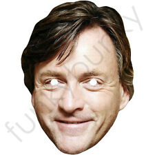 Richard Madeley Celebrity Card Face Mask - All Our Masks Are Pre-Cut!