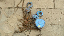 More details for block and tackle winch pulley 5 ton