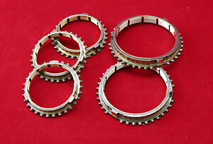 Acura Integra  5 Speed S1 Transmission 1.8L 1990 Synchro Ring Kit