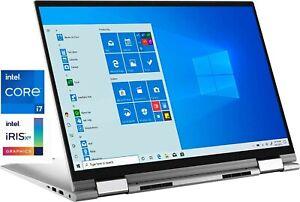 "DELL Inspiron 7000 2-in-1 - 17"" QHD+ TOUCH-SCREEN: Windows 10, Intel i7, WiFi 6"