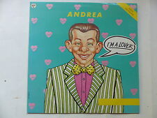 "MAXI 12"" ANDREA I'm a lover 883526 1 italo"