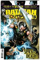 Batman And The Outsiders #4 Main Cvr (DC, 2019) NM
