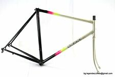 VINTAGE EROICA Race bike ORION Frame SET Made in Italy lugged Steel Frameset