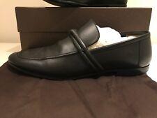 Men's Gucci black loafer shoes size 7uk