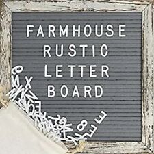 Farmhouse Felt Letter Board