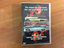 Over Haulin' - 10 Hours of Insane Car Conversions on 5 Discs - R4 DVD - Like New