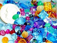 Hi Quality Sampler Mix Natural Gemstones w/Precious 10-20 Stones 10+Carat Lot