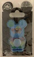 Disney - Vinylmation 3D Pin - Epcot Center Mickey Mouse Pin