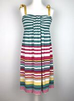 Joules Size 10 Velma Four Ways Summer Sun Dress Beach Holiday Cruise