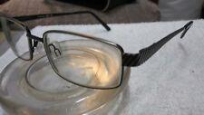 WRANGLER  Jeans Co. Eyeglasses FRAMES TRACTION 52[]17 135 Gunmetal