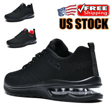 Air Cushion Jogging Shoes Sports Men's Breathable Casual Tennis Walking Sneakers