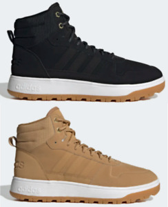 Adidas Originals Frozetic Basketball Inspired Men's Mid High Top Boots Shoes
